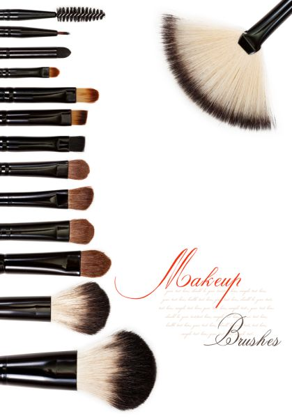 Makeup Brush Collection ISA Professional