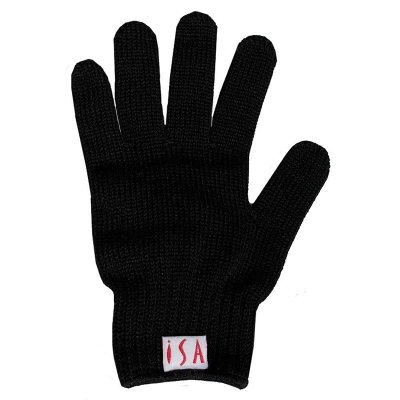 Heat Resistant Curling Glove For Flat Iron Hair