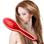 ISA Professional Original Digital Hair Straightener Straightening Brush