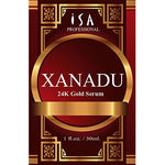 ISA Professional 24K Gold XANADU Vitamin C Serum Makeup Foundation Primer