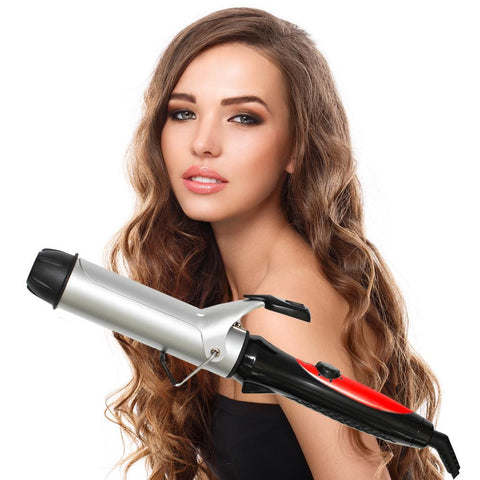 "Wow Hair Curler 2"" Tourmaline Ceramic 2 Year Warranty"