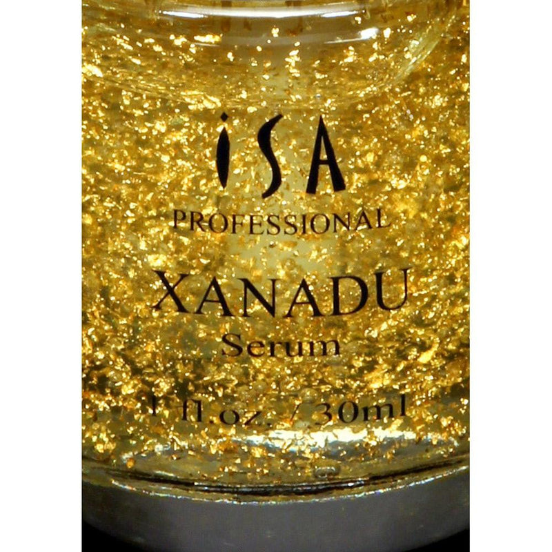 24K Gold ISA Professional Xanadu Vitamin C Serum Foundation Primer