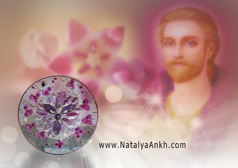 What is Saint Germain's Powerful Loving Violet Flame and why you