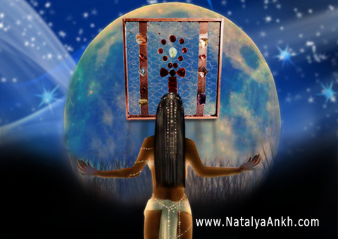 What is really the meaning of the ANKH key? – NatalyaAnkh