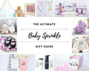 A Baby Sprinkle Gift Guide