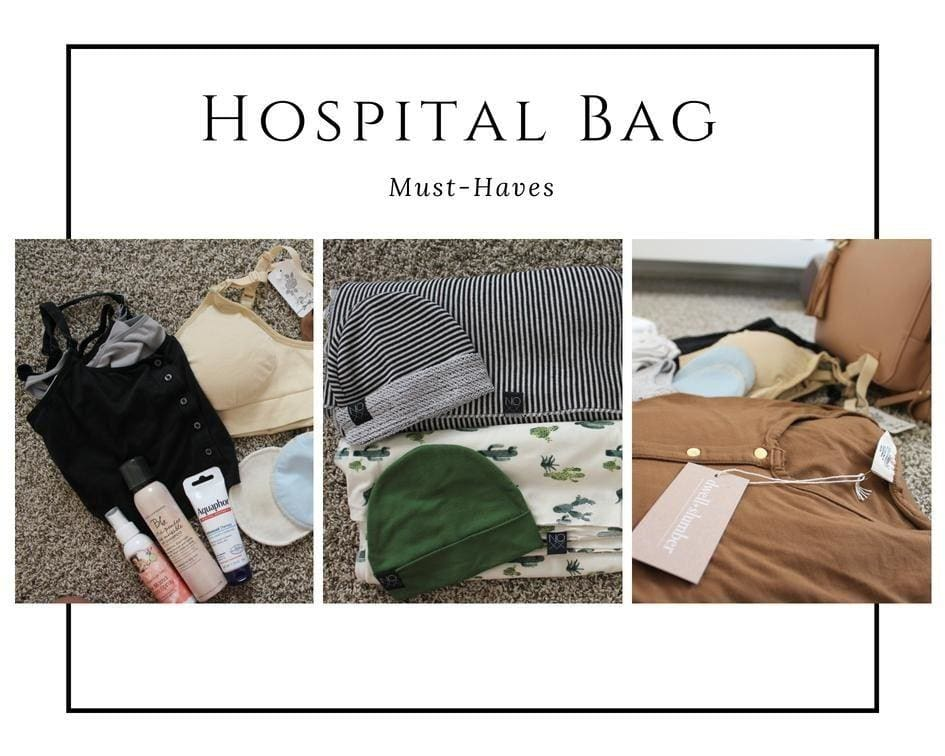 Summer Baby: Hospital Bag Must-Haves