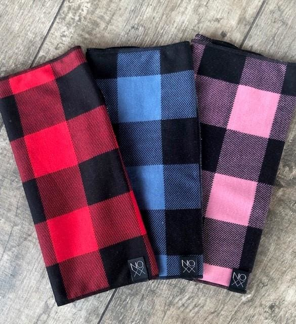 Buffalo Plaid Collection | Burp Cloths