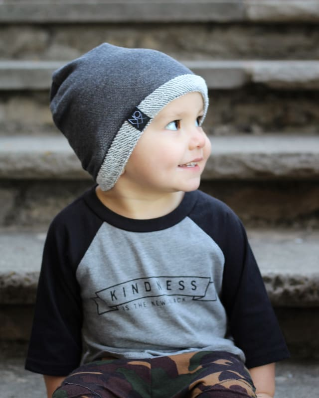 Charcoal | Signature Style Beanie - Beanies