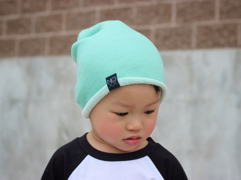 Mint | Signature Style Beanie - Beanies