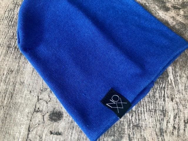Royal Blue | Sweater Knit Beanie