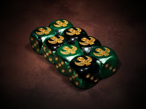 Morituri Dice Set