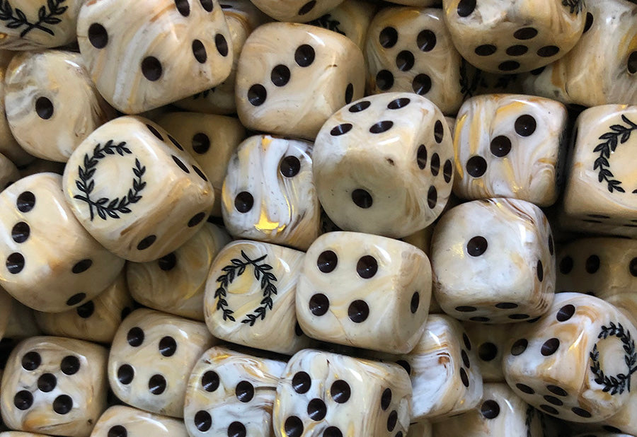 Favor Dice Set