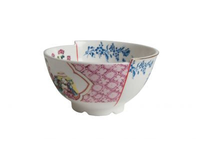 Seletti Hybrid Porcelain Fruit Bowl