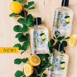 Load image into Gallery viewer, The Cottage Greenhouse Lemon & Aloe Hand Sanitizer Gel