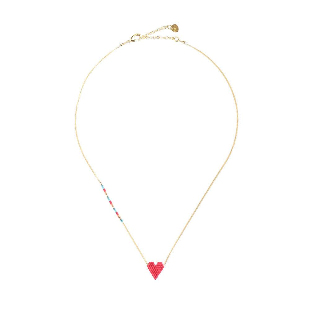 Mishky Heartsy Necklace