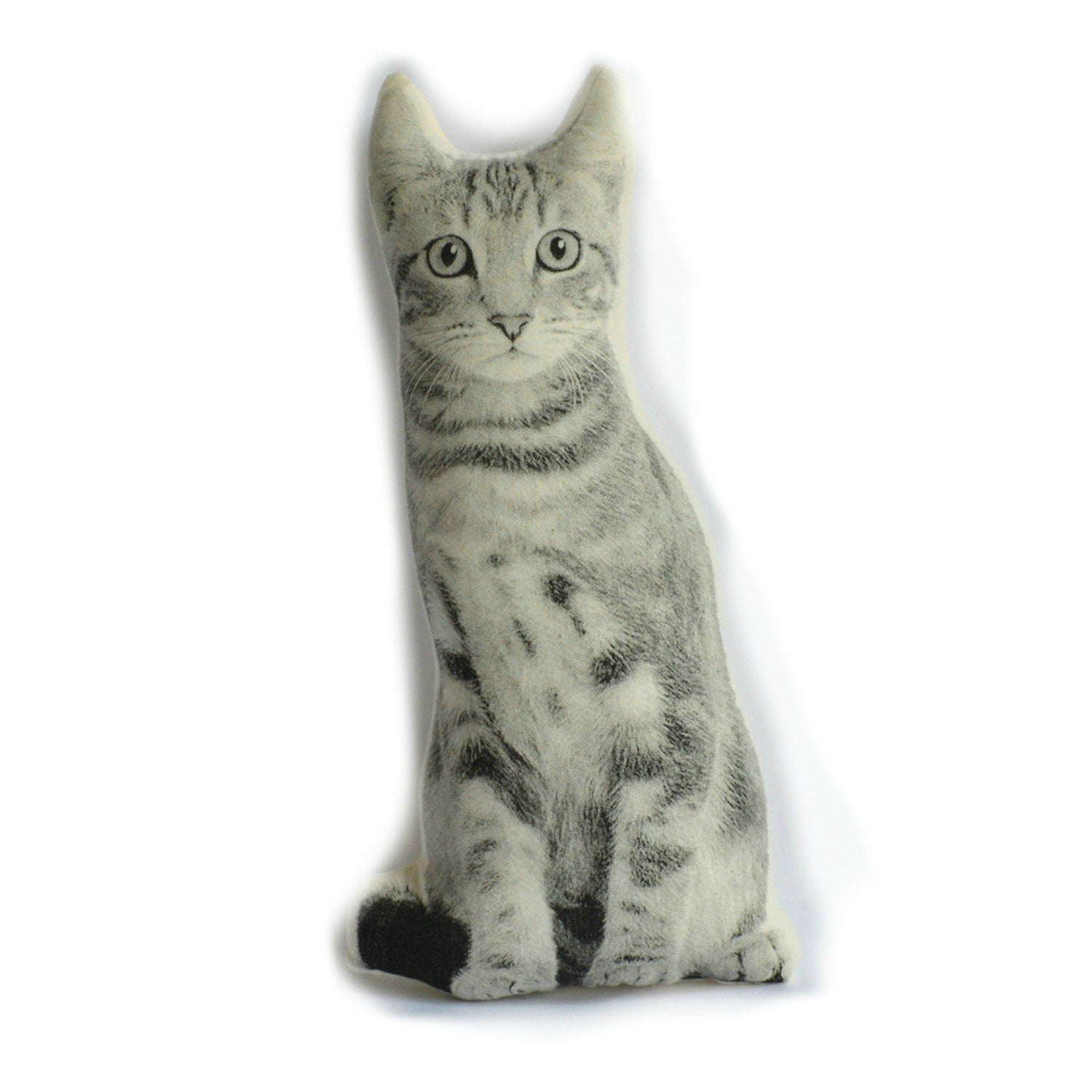 Broderpress Cat Pillows - Wanderlustre