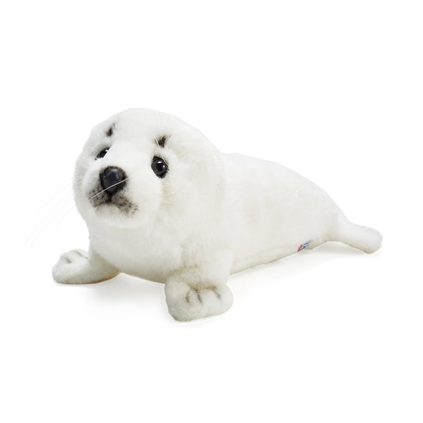 White Seal Pup by Hansa Toys