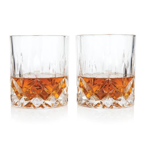 Crystal Tumblers (set of 2)