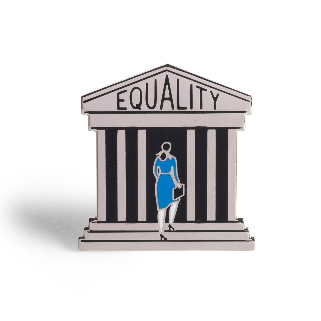 The Equality Pin - Wanderlustre