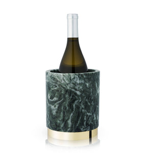 Emerald & Gold Wine Chiller
