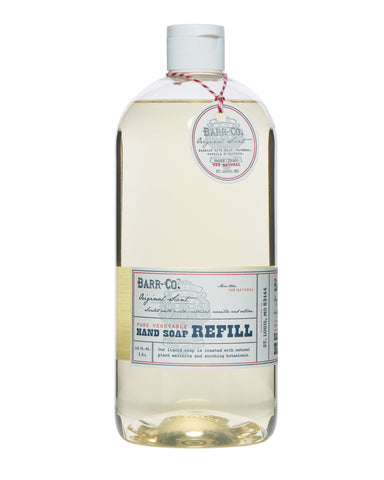 Barr-Co. Original Scent Liquid Soap Refill