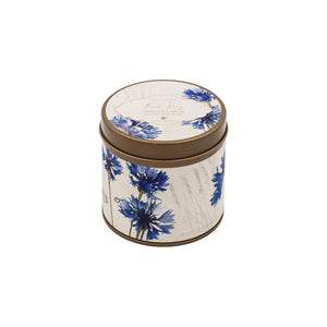 Rosy Rings Beach Daisy Signature Tin Candle - Wanderlustre