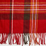 Load image into Gallery viewer, 2-in-1 Plaid Scarf and Poncho