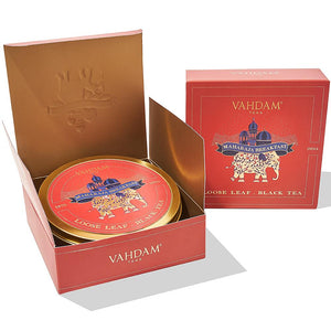Maharaja Breakfast Gift Set (1 tin caddy)