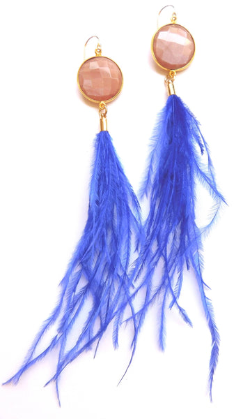Heather Kahn - Sensei Feather Earrings