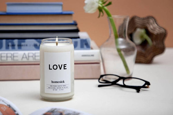Homesick Candles - Love Candle