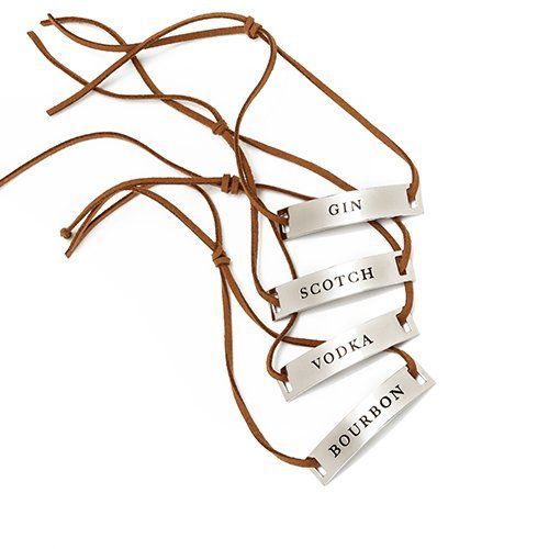 Decanter Tags - Wanderlustre