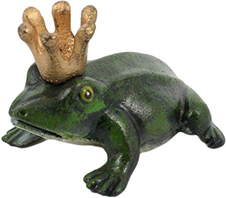 Cast Iron Frog Prince Bottle Opener