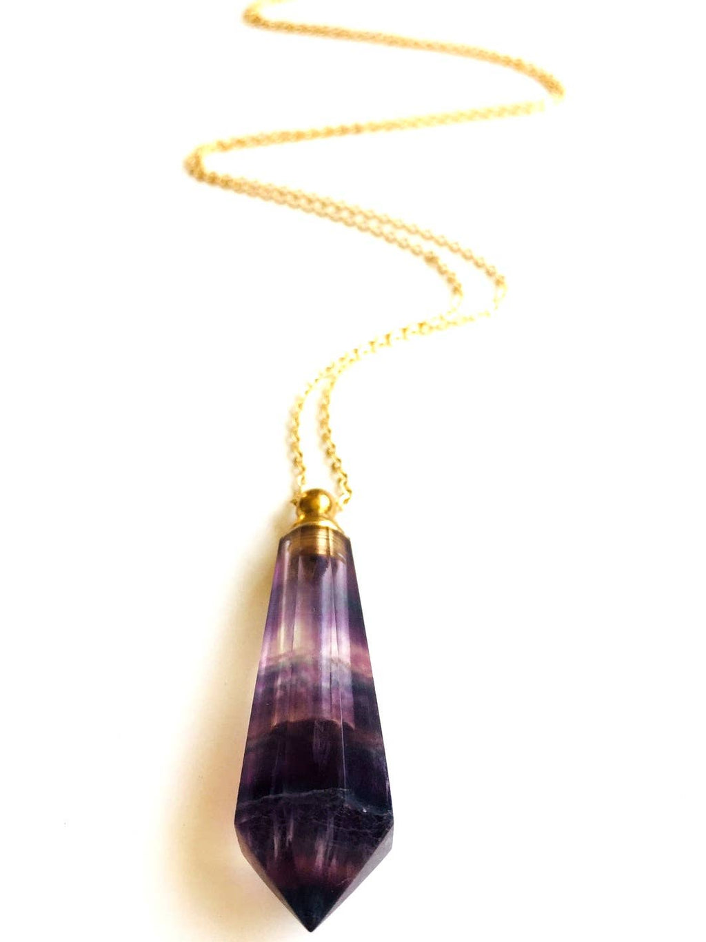 Heather Kahn Halcyon Elixir Necklace - Wanderlustre