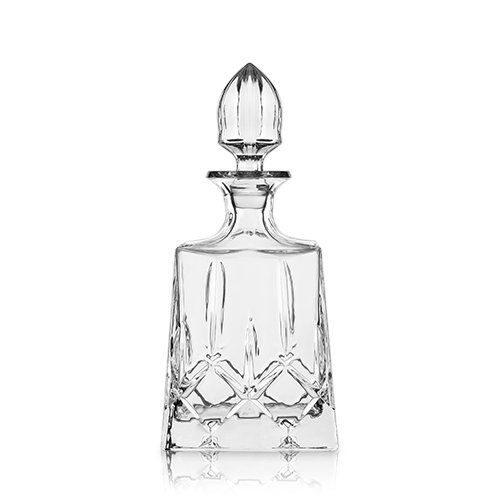 Glass Mezcal Decanter - Wanderlustre