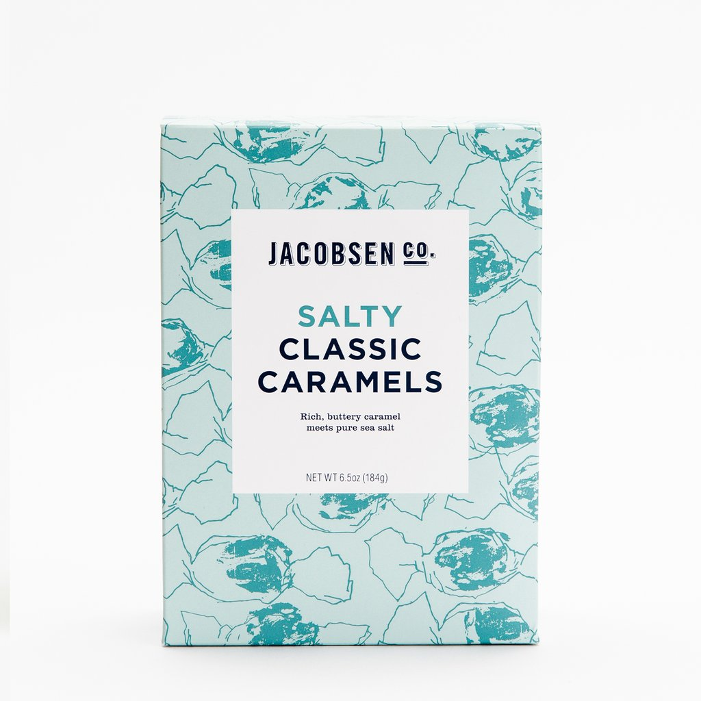 Jacobsen Co. Salty Classic Caramels