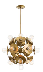 Load image into Gallery viewer, Arteriors Keegan Small Chandelier - Wanderlustre