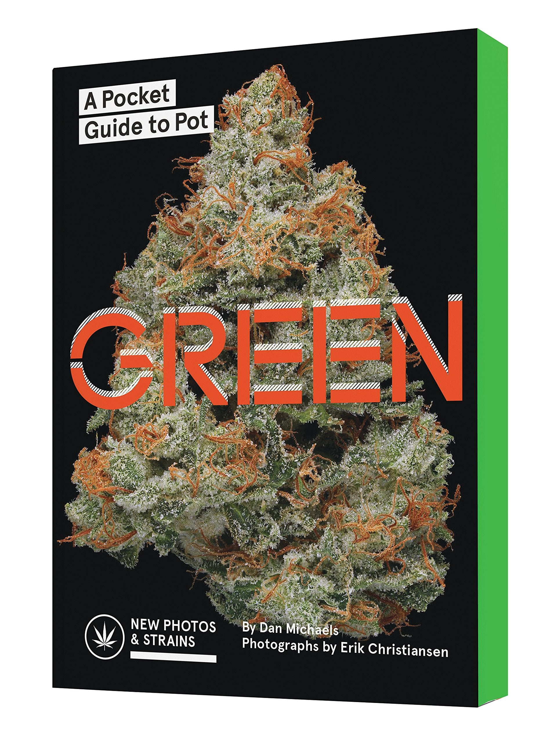 Green: A Pocket Guide to Pot - Wanderlustre