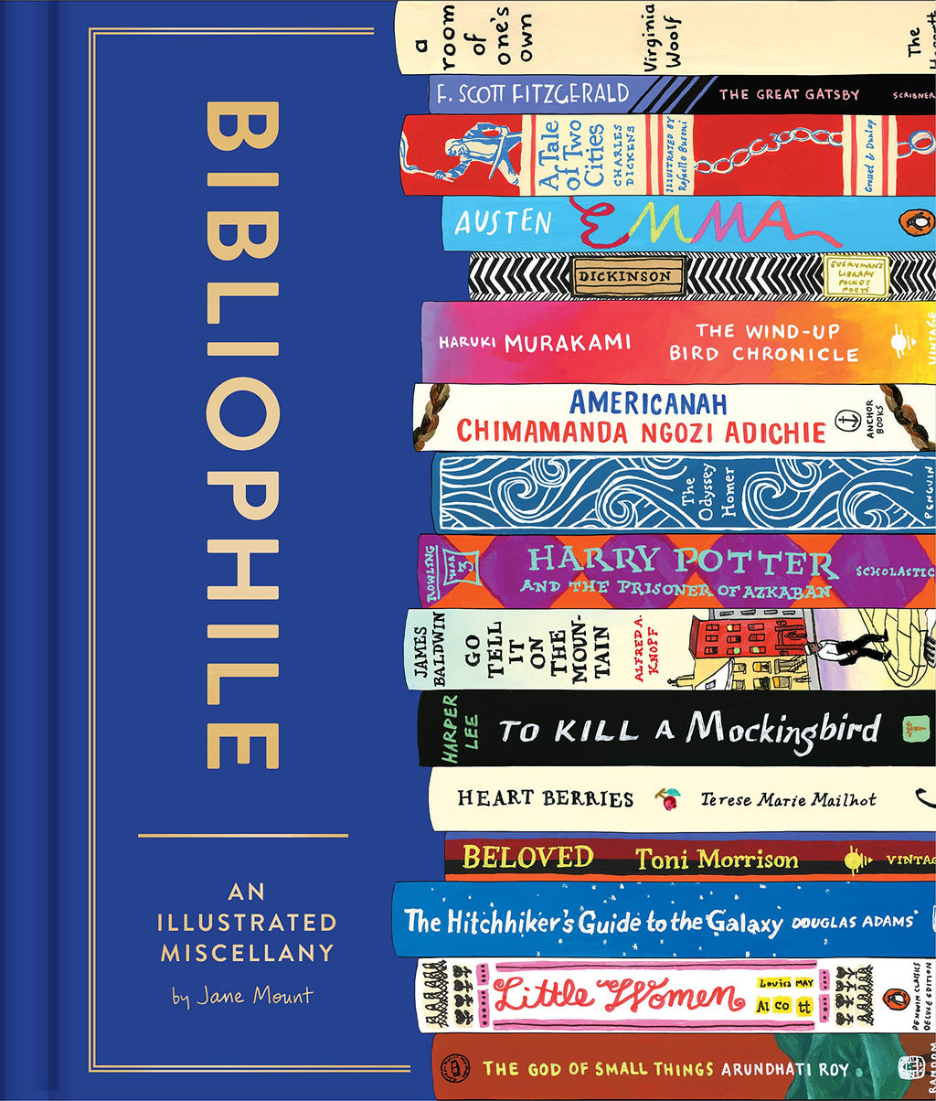 Bibliophile: An Illustrated Miscellany - Wanderlustre