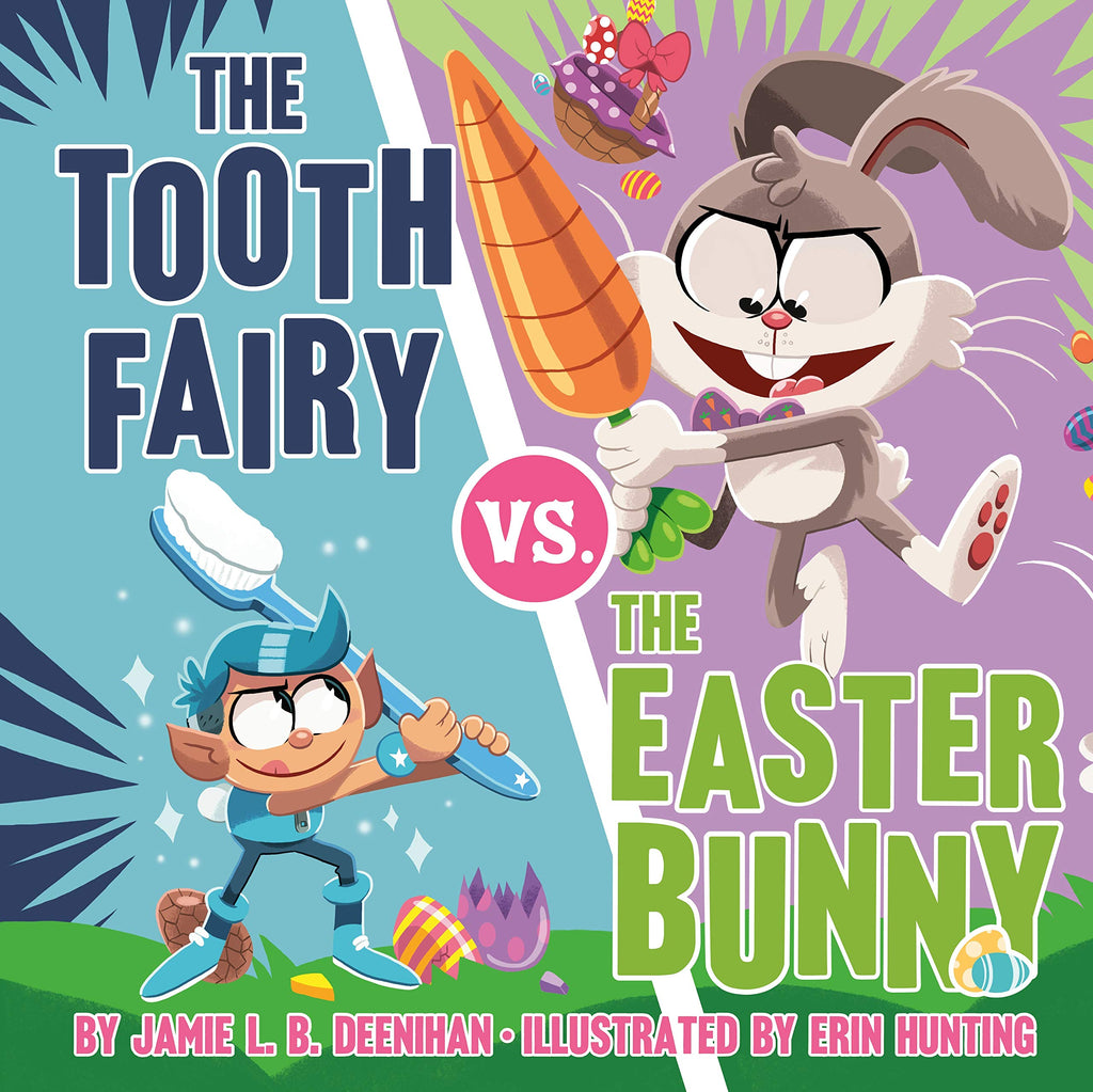 The Tooth Fairy vs. The Easter Bunny - Wanderlustre