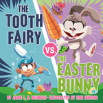 Load image into Gallery viewer, The Tooth Fairy vs. The Easter Bunny - Wanderlustre