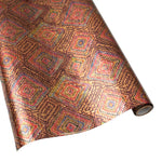Load image into Gallery viewer, Byzantium II Gift Wrapping Paper in Gold Foil