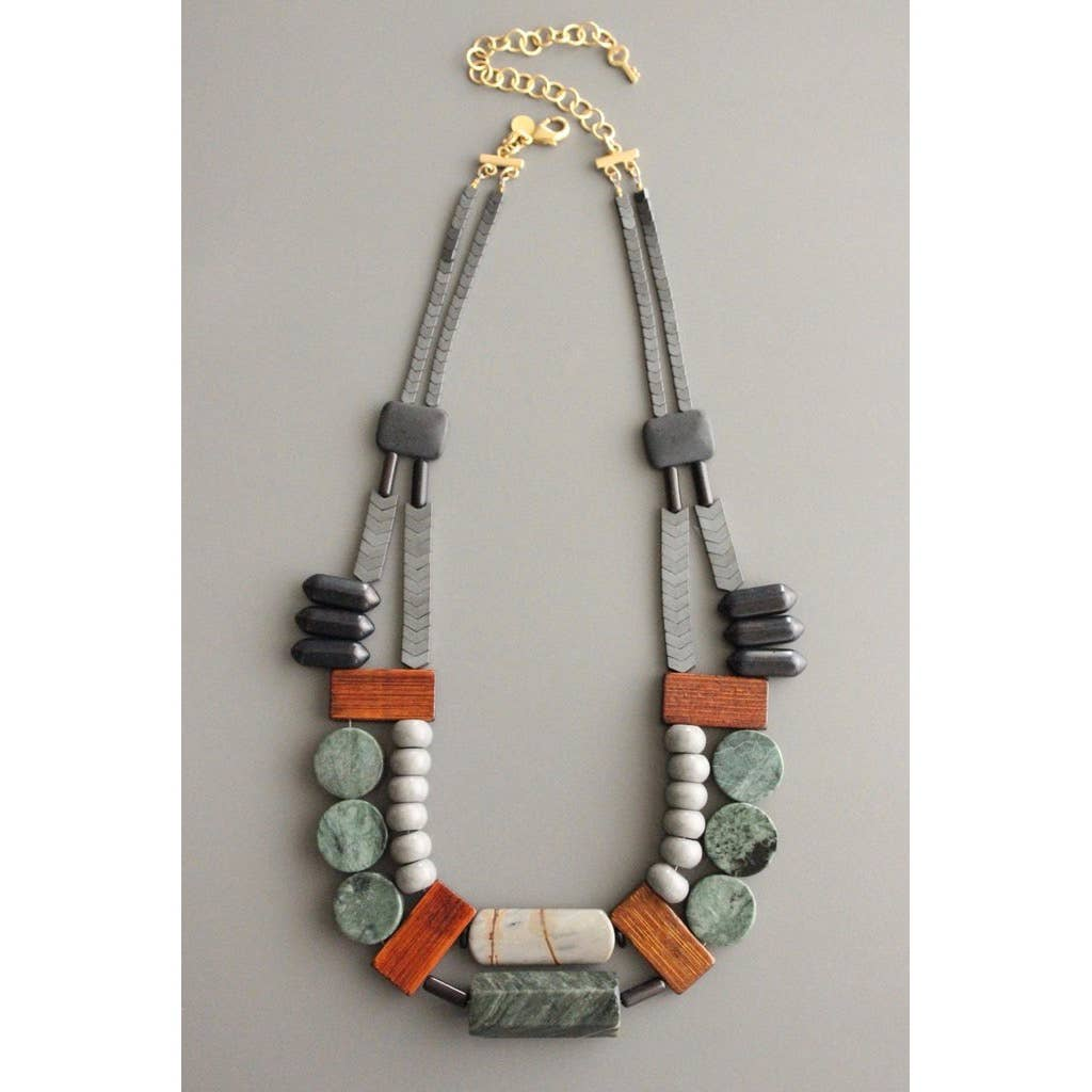 David Aubrey Necklace - Wanderlustre