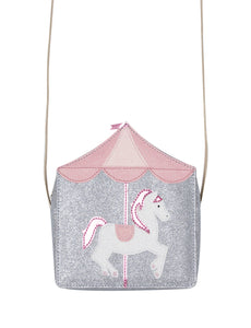 Carousel Horse Shoulder Bag - Wanderlustre