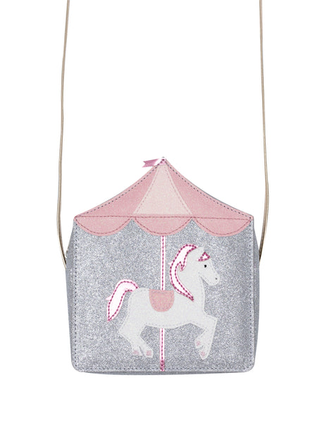 Carousel Horse Shoulder Bag