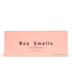 Boy Smells Votive Candle Box Set - Wanderlustre
