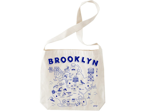Maptote Brooklyn Natural Hobo Tote