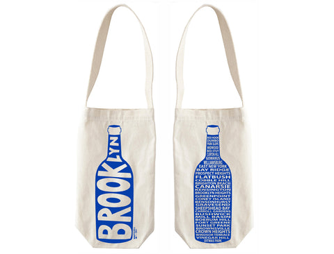 Maptote Brooklyn Wine Tote