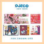 Load image into Gallery viewer, NEW! Djeco Joy Box for Grown-Ups - Wanderlustre
