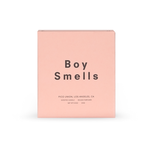 Boy Smells Candle - Cinderose