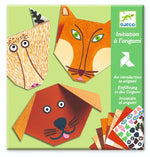 Load image into Gallery viewer, Animal Origami Craft Set by Djeco - Wanderlustre